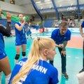 Naiste võrkpallikoondis jäi kontrollturniiril alla ka Ukrainale