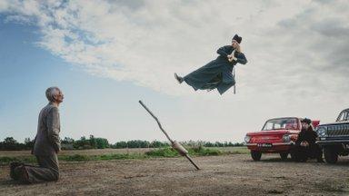 """Algasid Rainer Sarneti uue kung-fu komöödiafilmi """"Nähtamatu võitlus"""" võtted"""