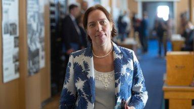 BLOGI   Riigikogu võttis Mailis Repsilt ära saadikupuutumatuse 56 poolthäälega