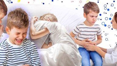 Ema pikk võitlus õige diagnoosi saamiseks: perearst soovitas kõhuvaluga EMO-sse pöörduda, aga lõpuks selgus, et lapsel on maksalutikad