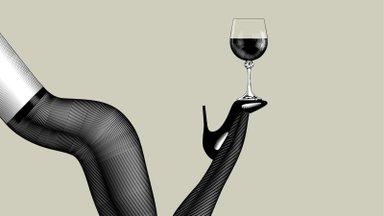 Klaasike veini tööpäeva õhtul — mis sellest hullu on? Suhe alkoholiga on salakavalam kui arvata oskaks