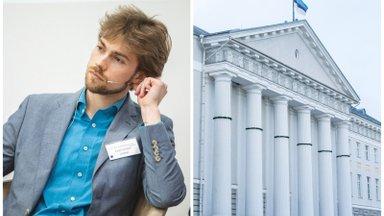 Karl Lembit Laane: universaalne õppetoetus igale üliõpilasle, lisaks riigi poolt intressita õppelaen
