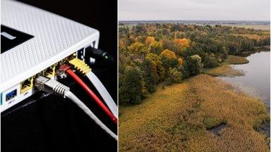 LUGEJA KIRJUTAB | Elan vaid 30 km Tallinnast, aga kiire internet on luksusteenus