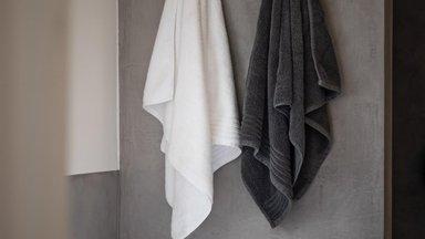 Just nii tihti peaks vannitoa rätikuid pesema, aga enamik meist seda kindlasti ei tee