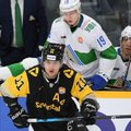 Robert Rooba koduklubi sai KHL-is teise järjestikuse kaotuse
