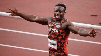 """Supertalent või veel üks """"keemik""""? Imeliselt arenenud Keenia sprinter jahib Bolti rekordit"""