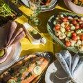 RETSEPTID | Kerged ja tervislikud ning ilusalt värvilised! Toidud lihavõttelauale