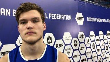DELFI VIDEO   Maik-Kalev Kotsar: täna võtan kaotuse enda peale. Homme läheme lihtsalt täiega!