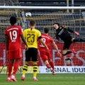 Bayern alistas Dortmundi ja kasvatas edumaa 7-punktiliseks