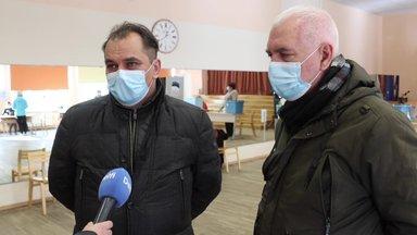 """Международные наблюдатели на выборах в Кохтла-Ярве: """"Есть подозрение, что избирателей подкупали"""""""