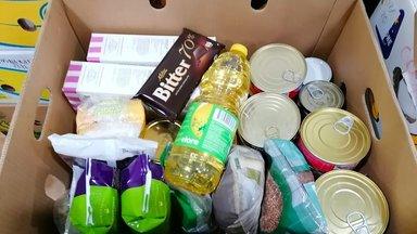 Toidupank toetab koostöös Haabersti linnaosavalitsusega ligi 600 inimest toidupakiga