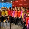 VIDEO: Arvo Pärdi lastelaulude kontsert õpetab lapsi klassikalise muusika loojaid hindama