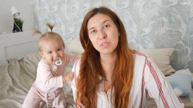 Laura vlogi: esimesed neli kuud oli imetamine tõeline stressiallikas