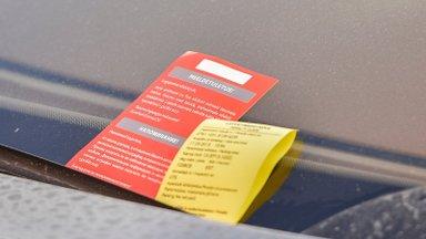 Водитель получил странный штраф за парковку. Защита потребителей встала на его сторону