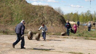 Teeme Ära talgupäeval osalevad täna kümned tuhanded eestimaalased