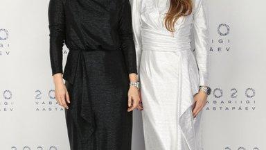 FOTOD | Naised, kes disainisid presidendile vabariigi aastapäevaks kauni mantli