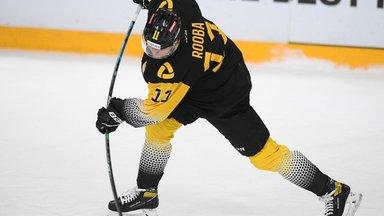 Robert Rooba viskas KHL-is kolmanda värava, Severstal võitis
