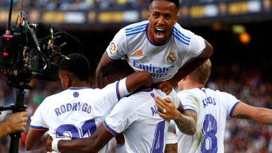 El Clasico: Madridi Real alistas võõrsil FC Barcelona