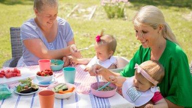 Edulugu: kuidas kahe naise isiklikust vajadusest sündis Eesti edukaim beebitoiduäri