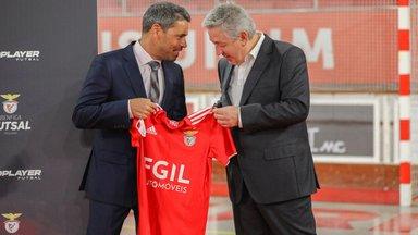 Benfica käivitab rahvusvahelise saalijalgpalli arenguprogrammi