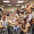 FOTO   Kuumad Eesti poisid! Nii lasi korvpallikoondis Permis rõõmukarjed valla