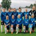 Eesti naised mängivad maailma edetabeli viienda koondisega