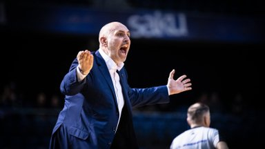 Venemaa korvpallikoondise peatreeneriks sai serblane