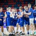Eesti U18 korvpallikoondis lõpetas kõrgetasemelise välisturniiri vägeva võiduga, Veesaar kogus kaksikduubli ja seitse kulpi