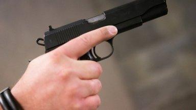 В Ласнамяэ задержаны двое мужчин, устроивших стрельбу в парке Паэ