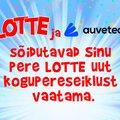 LOTTE LOOS | Lotte ja Auve Tech sõidutavad Sinu pere Lotte uut kogupereseiklust vaatama