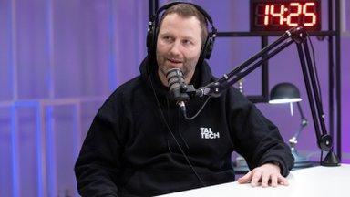 TalTechi podcast'ide sarja uut hooaega hakkab juhtima tuntud raadiohääl Kristjan Hirmo