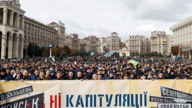Как и почему президент Украины Зеленский получил свой первый майдан