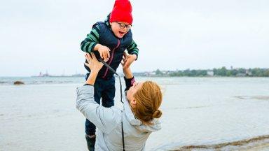 Downi sündroomiga lapse ema: minu risk sünnitada haige laps oli nii väike, et riiklikult polnud ette nähtud looteveeuuringut