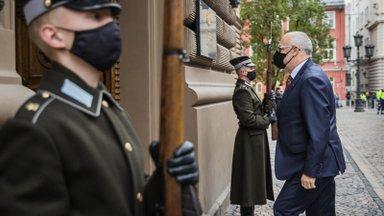 President Karis sõidab kohtuma Soome ja Leedu kolleegiga