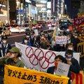 Kas Tokyo olümpia jääb tõesti ära? Mida päev edasi, seda enam tundub, et jah
