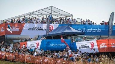 Koroonakolle Rally Estonial: külastajate seas on hetkel tuvastatud 13 koroonaviirusega nakatunut