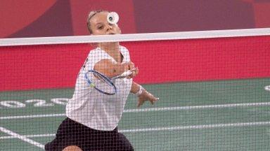 Kristin Kuuba jõudis Hollandis finaali