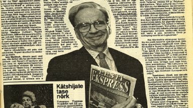 Kuidas meediamagnaat Rupert Murdoch Eestis käis