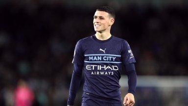 Tiitlikaitsja Manchester City teenis üllataja vastu kindla võidu