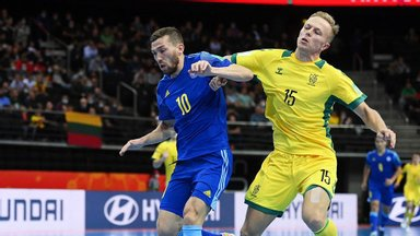 Чемпионат мира: Казахстан выиграл группу, Литва закончила турнир без побед
