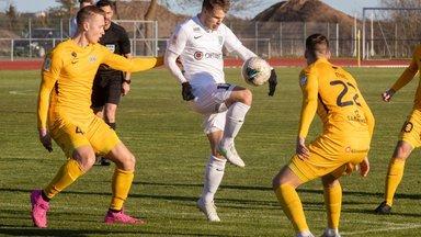 FC Flora kaotas taas FC Kuressaare vastu punkte, Levadia libises veel veidike kaugemale