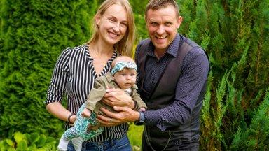 40-selt isaks saanud tippfotograaf Erlend Štaub: sünnitus oli nii karm, lapse südametöö läks kriitiliseks