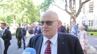 VIDEO | Küsitlus roosiaias: kes peaks saama Eesti uueks presidendiks?