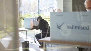 Таллиннская избирательная комиссия утвердила результаты голосования