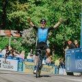 Eesti rattur sõlmis profilepingu