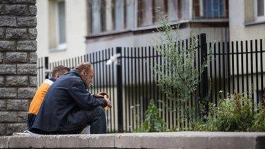 VIDEO   Kodutud ja koroona. Kuidas järgivad karantiininõudeid need, kes elavad tänaval?