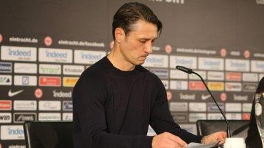 MEISTRITE LIIGA PÄEVIK   Juhuslikult Bayerni peatreeneriks saanud horvaat ei saanudki sel ametikohal pikalt vastu pidada