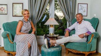 See on esimene ost, mis Eda-Liis Kann ja Haldo Oravas kodu jaoks tegid ning mis ütleb mõndagi ka nende suhte kohta