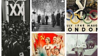FORTE TEST   EV100, 2. osa: pane end proovile küsimustega Eesti elu kohta aastail 1939-58!