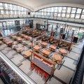 ФОТО | Наводят последний лоск: смотрите, как выглядят таллиннские рестораны Burger King
